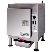 Cleveland 1SCEMCS SteamCub 5 Pan Electric Countertop Steamer - 12 kW