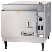 Cleveland 21CET8 SteamCraft Ultra 3 Pan Electric Countertop Steamer - 8.3 kW