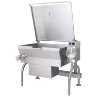 Cleveland SGL-30-T1 30 Gallon PowerPan Gas Open Base Tilt Skillet