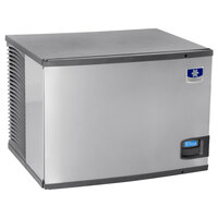 Manitowoc ID-0502A Indigo Series 30 inch Air Cooled Full Size Cube Ice Machine - 530 lb.