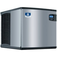 Manitowoc IY-0325W Indigo Series 22 inch Water Cooled Half Size Cube Ice Machine - 350 lb.