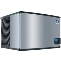 Manitowoc IY-0505W Indigo Series 30 inch Water Cooled Half Size Cube Ice Machine - 550 lb.