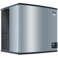 Manitowoc IY-1205W Indigo Series 30 inch Water Cooled Half Size Cube Ice Machine - 1170 lb.