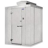 Nor-Lake Kold Locker 4' x 6' x 7' 7 inch Outdoor Walk-In Cooler