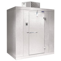Nor-Lake Kold Locker 4' x 6' x 7' 4 inch Indoor Walk-In Cooler without Floor