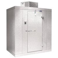 Nor-Lake Kold Locker 6' x 8' x 7' 4 inch Indoor Walk-In Cooler Without Floor