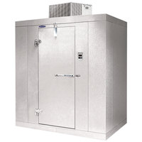 Nor-Lake KLF7766-C Kold Locker 6' x 6' x 7' 7 inch Indoor Walk-In Freezer