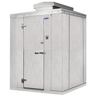 Nor-Lake Step-In Cooler 5' x 6' x 6' 7 inch Outdoor
