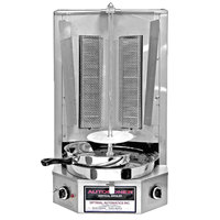 Optimal Automatics G-200 Autodoner 25 lb. Vertical Broiler - Gas