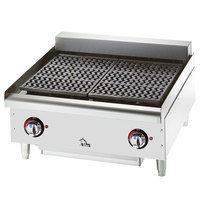 Star Max 5124CF 24 inch Electric Charbroiler 6600W