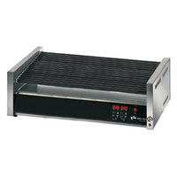 Star Grill Max Pro 75SCE 75 Hot Dog Roller Grill with Electronic Controls and Duratec Non-Stick Rollers