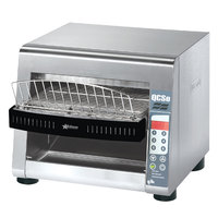 Star QCSe3-1000 Conveyor Toaster with 1 1/2 inch Opening and Electronic Controls
