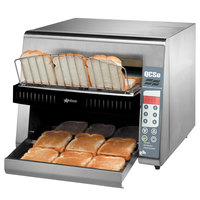 Star QCSe3-1300 Conveyor Toaster with 1 1/2 inch Opening and Electronic Controls