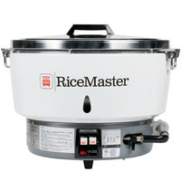 Town RM-55P-R 55 Cup Gas Rice Cooker and Warmer