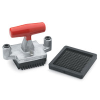 Vollrath 15085 Redco 1/4 inch x 1/2 inch Dice T-Pack for Vollrath Redco InstaCut 3.5 - Tabletop Mount