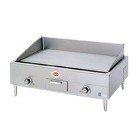 Wells G-19 36 inch Electric Countertop Griddle - 12000W