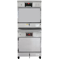 Winston Industries CAT507/HA4507 CVAP Full Height Stacked Thermalizer Oven and Holding Cabinet