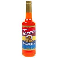Torani 750 mL Tangerine Flavoring / Fruit Syrup