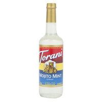 Torani 750 mL Mojito Mint Flavoring Syrup