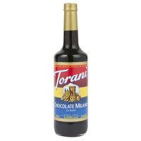 Torani 750 mL Chocolate Milano Flavoring Syrup