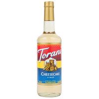 Torani 750 mL Cheesecake Flavoring Syrup