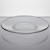 Anchor Hocking 842U 8 inch Glass Plate - 36/Case