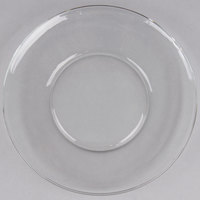 Anchor Hocking 842U 8 inch Glass Dinner Plate - 36 / Case (842U)