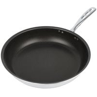 Vollrath 67952 Wear-Ever 12 inch Non-Stick Fry Pan with CeramiGuard II and TriVent Chrome Plated Handle