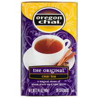 Oregon Chai Original Chai Tea Bags - 20 / Box