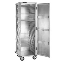 Cres Cor 100-1841D 40 Pan End Load Enclosed Non-Insulated Bun / Sheet Pan Rack - Assembled