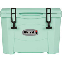 Seafoam 16 Qt. Extreme Outdoor Grizzly Merchandiser / Cooler