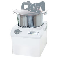 Hobart HCM6162-BOWL 6 Qt. Stainless Steel Bowl for HCM61 and HCM62 Food Processors