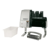 Hobart JUL-EXWIDE Extra Wide 3/4 inch Julienne Liftout Unit and Storage Holder for 403 Meat Tenderizer