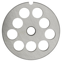 Hobart 12PLT-3/8S #12 3/8 inch Stay Sharp Grinder Plate for 4812 Meat Choppers and Chopping Ends