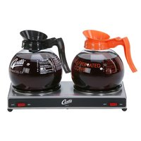 Curtis AW-2-10 Two Burner Decanter Warmer