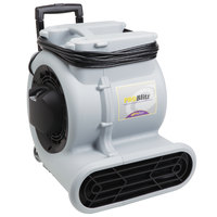 ProTeam 107133 ProBlitz XP 3 Speed Air Mover with 30' Cord and Telescopic Handle - 1/2 hp