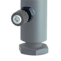 T&S 000510-20 PVC Bonnet Nut for BL-9505-01 Laboratory Ledge Faucet