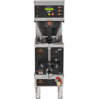 Curtis G4GEMSIF63B1000 Gemini Stainless Steel Satellite Coffee Brewer with IntelliFresh - 120/220V
