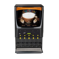 Curtis PCGT5 Primo Cappuccino Dispenser with Five Hoppers - 120V