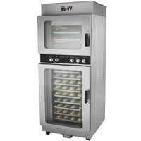 NU-VU OP-3/9M Double Deck Electric Oven Proofer Combo - 208V, 1 Phase, 5.2 kW