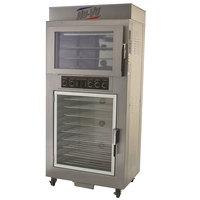 NU-VU QB-3/9 Double Deck Electric Oven Proofer Combo - 5.1 kW
