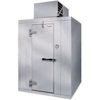 Kolpak PX7-066-CT 6' x 6' x 7' 6 inch Indoor Walk-In Cooler Without Floor