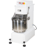 Doyon AEF015SP 50 lb. Spiral Dough Mixer with 30 qt. Bowl - 208-240V, 2 HP