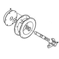 T&S 002448-45 Faucet 10-24 Lock Nut