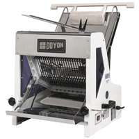 Doyon SM302A Electric Bread Slicer - 3/4 inch Slice Thickness
