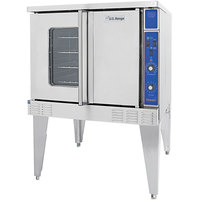 Garland / U.S. Range SUME-100 Summit Series Single Deck Full Size Electric Convection Oven - 208V, 3 Phase, 10.4 kW