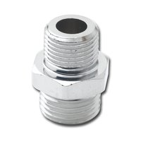T&S 001806-25 Adapter with 3/4-14 UN Male Connections
