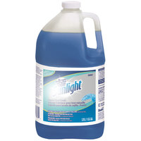 Diversey 95850557 Sunlight 1 Gallon Fresh Liquid Dish Detergent - 4 / Case