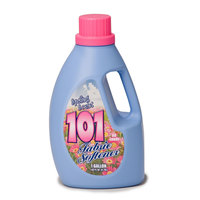 1 Gallon James Austin's 101 Concentrated Spring Fresh Fabric Softener - 4 / Case