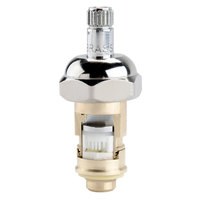 T&S 011278-25 Cerama Cartridge with Bonnet for Hot Right to Close Faucet Handles